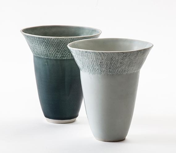 Elisabeth Lau Kieffer - vase - 19cm